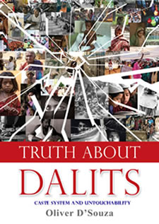 Truth About Dalits In India Book Image